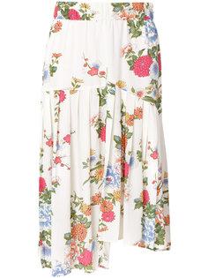 юбка Inaya с цветочным принтом Isabel Marant