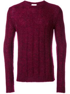 свитер с ребристой фактурой Valentino