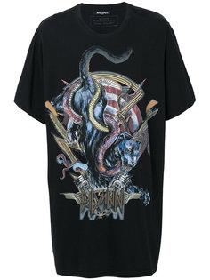 футболка Panther Balmain