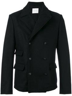 "куртка в стиле ""милитари"" Pierre Balmain"
