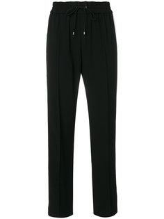 брюки со шнурком на поясе  Kenzo