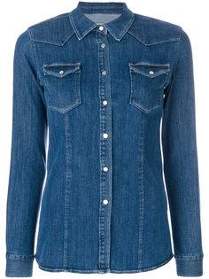 джинсовая рубашка Jayal Dondup