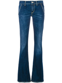 джинсы клеш Bianca Dondup