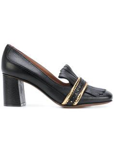 туфли-лодочки с бахромой LAutre Chose