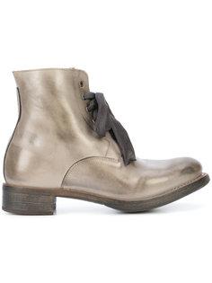 ботинки на шнуровке Cherevichkiotvichki