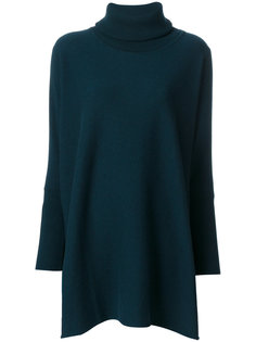 удлиненный свитер Boule De Neige
