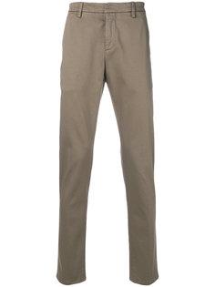 брюки-чинос Dondup