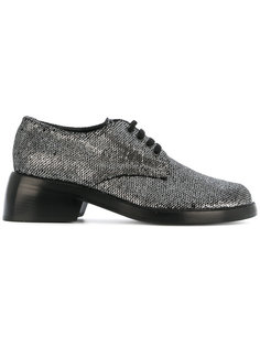 туфли со шнуровкой Ann Demeulemeester