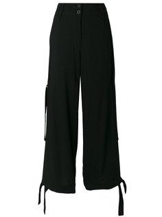 расклешенные брюки с лямками Lost & Found Ria Dunn