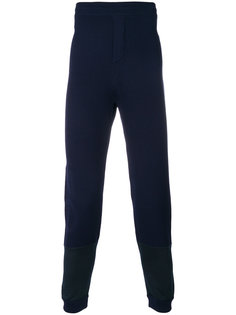 спортивные брюки кроя слим Kenzo