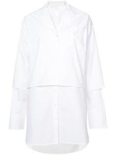 объемная рубашка-туника Rosie Assoulin