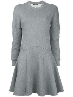 платье-толстовка Alexander McQueen