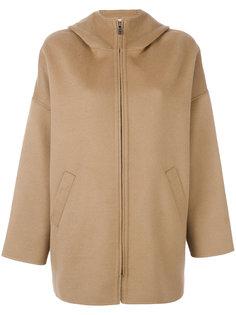 пальто с капюшоном P.A.R.O.S.H.
