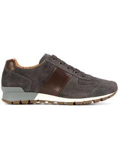 панельные кроссовки Prada