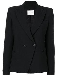 двубортное пальто Pierre Balmain