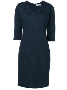 платье с V-образным вырезом D.Exterior