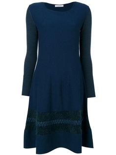 платье с завязкой на мягкий бант D.Exterior