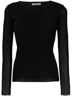 свитер с круглым вырезом D.Exterior