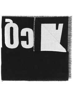 трикотажный шарф с логотипом McQ Alexander McQueen