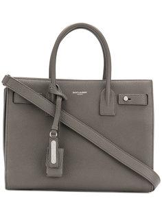 сумка Sac de Jour с зернистой выделкой Saint Laurent