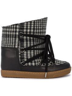 ботинки Nowles Isabel Marant