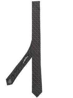 галстук с вышивкой Dolce & Gabbana
