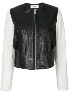куртка с бахромой Kirk Isabel Marant Étoile