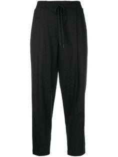 классические укороченные брюки  DKNY