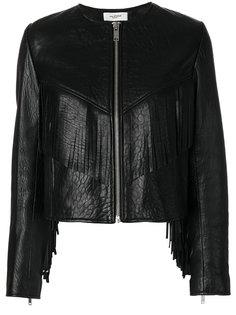 куртка с бахромой Étoile Isabel Marant Étoile