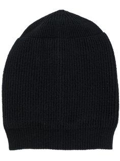 классическая шапка-бини Rick Owens