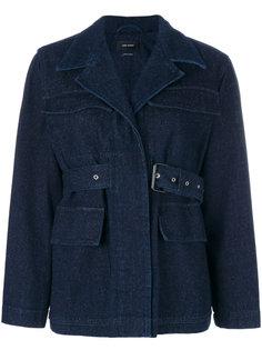 куртка под пояс Pleyel Isabel Marant