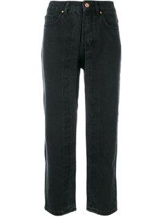 укороченные расклешенные брюки Aalto