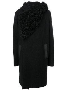 текстурное пальто свободного кроя Lost & Found Ria Dunn