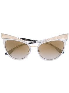 """солнцезащитные очки формы """"кошачий глаз"""" Dolce & Gabbana Eyewear"""