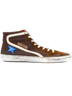 кроссовки Slide Golden Goose Deluxe Brand