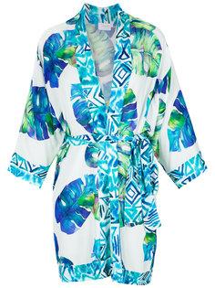 printed kimono Brigitte