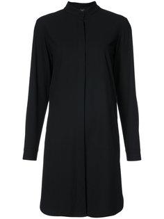 классическое платье шифт Zero + Maria Cornejo