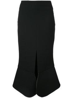 юбка с разрезами  Christopher Esber