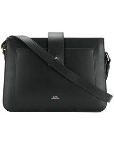 сумка на плечо Izz  A.P.C.