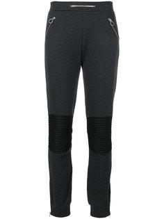 спортивные брюки со строчкой Versace Jeans