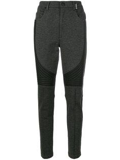 брюки из джерси Versace Jeans
