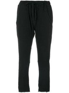 укороченные спортивные брюки Haider Ackermann