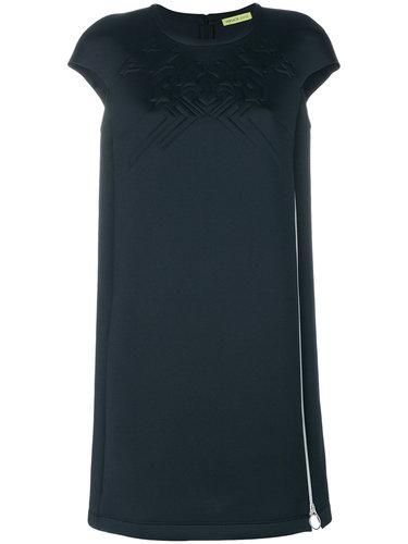 платье с короткими рукавами Versace Jeans