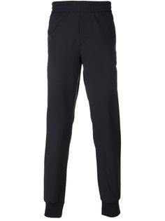 брюки с эластичной талией Ps By Paul Smith