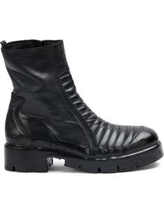 ботинки с ребристыми панелями Oxs Rubber Soul