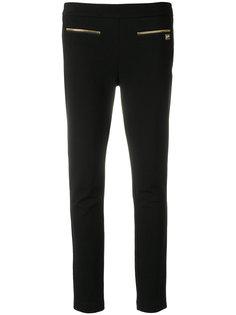 укороченные брюки кроя слим Cavalli Class
