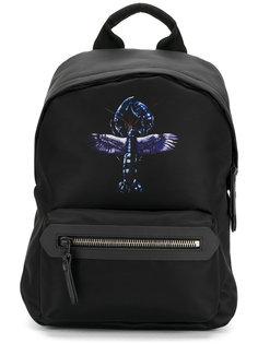 рюкзак с принтом рака Lanvin