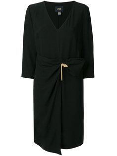 платье с запахом Cavalli Class