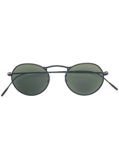 солнцезащитные очки M-4 30th в круглой оправе Oliver Peoples