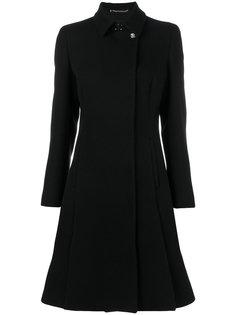 расклешенное пальто Versace